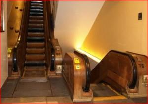 Rolltreppe bei MACY'S (c) Stern.de